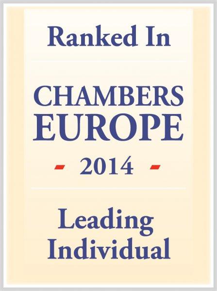 Chambers Europe 2014