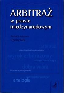 MarekJezewski współautorem książki o arbitrażu_CHBeck_styczeń2015