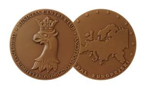 03 Medal Europejski A+R 25x15 cm