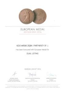 Medal Europejski 2016_EN