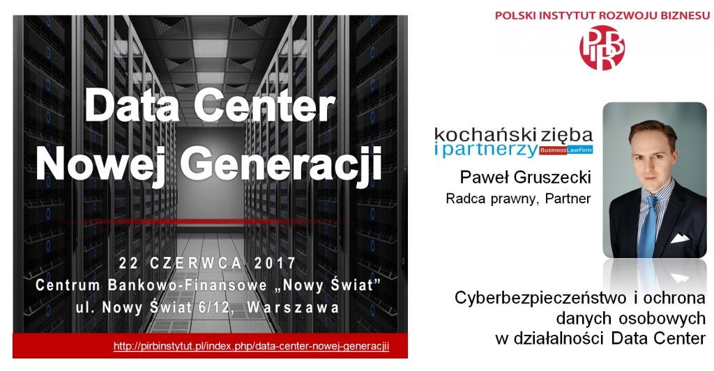 Data Center Nowej Generacji - grafika
