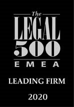 The Legal 500 Europe, Middle East & Africa 2020