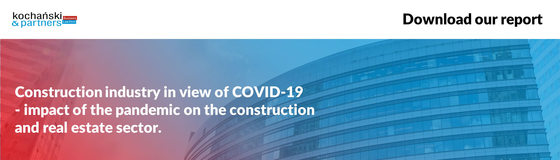 Construction industry in view of COVID-19