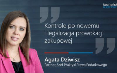 2020 10 19_Agata Dziwisz_Nowe Uprawnienia Kontrolerów Skarbówki