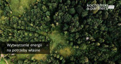 Wytwarzanie Energii Na Potrzeby Własne