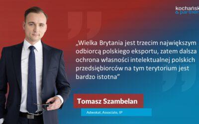 2020 11 17 Tomasz Szambelan_Brexit