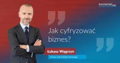 2020 12 03 Jak Cyfryzować Biznes Łuksz Węgrzyn Business Insider
