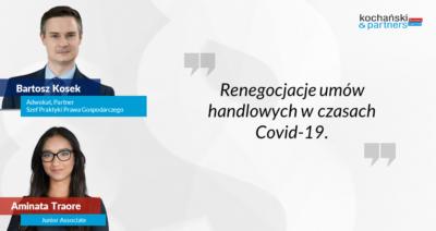2021 01 15_Wykonywanie Umów Handlowych W Czasach Koronawirusa
