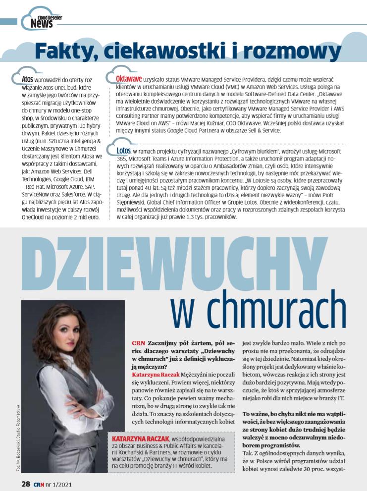 Dziewuchy WChmurach_1