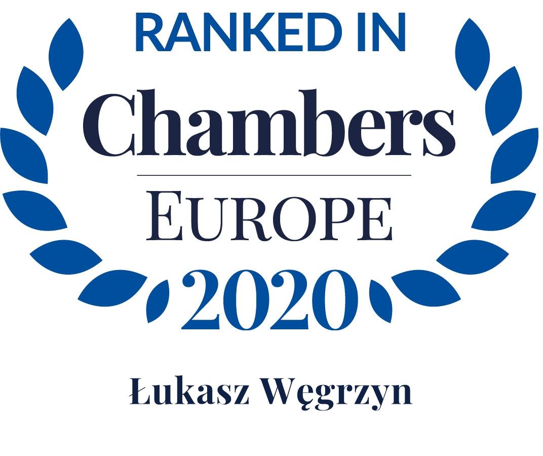 Chambers FinTech Legal 2021