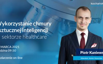 2021 03 23_Piotr Kaniewski_AI WHealthcare