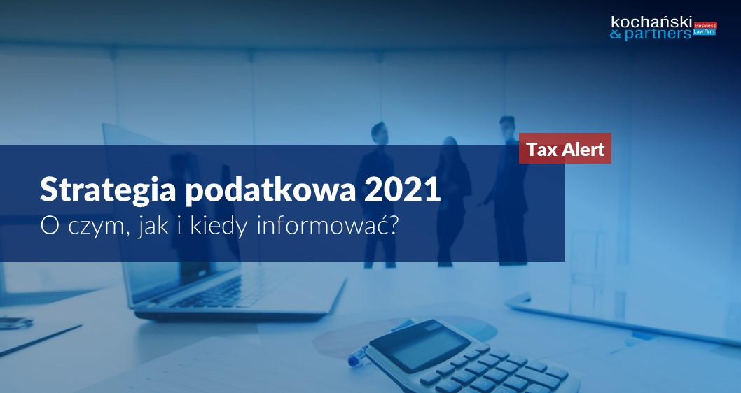 Tax Alert 2021