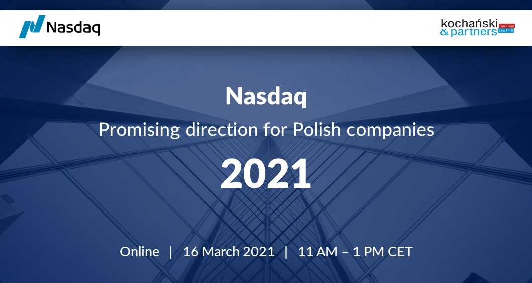 Nasdaq Nordic – promising direction for Polish companies