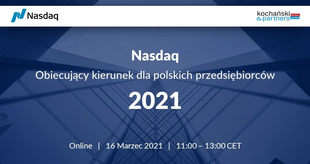 Nasdaq Nordic – obiecujący kierunek dla polskich przedsiębiorców