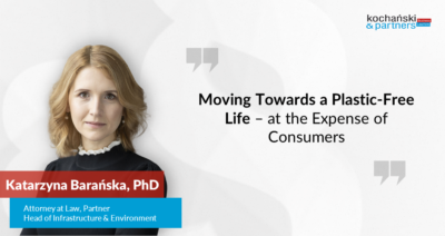 2021 04 06_Katarzyna Barańska_Moving Towards A Plastic Free Life – At The Expense Of Consumers