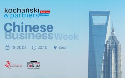 Chinese Business Week   Tło