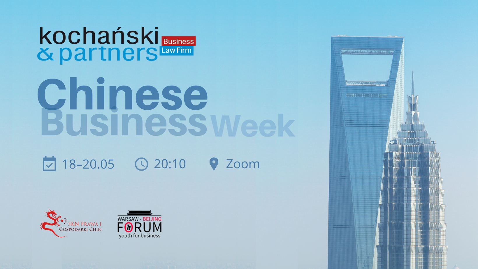 Chinese Business Week   Tło