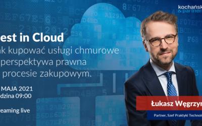 2021 05 14_Łukasz Węgrzyn_Best In Cloud