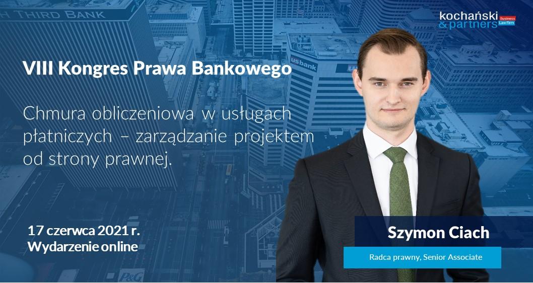 Chmura obliczeniowa wusługach płatniczych – zarządzanie projektem odstrony prawnej