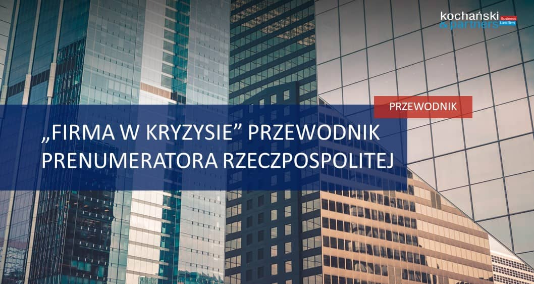 Firma w kryzysie Covid-19