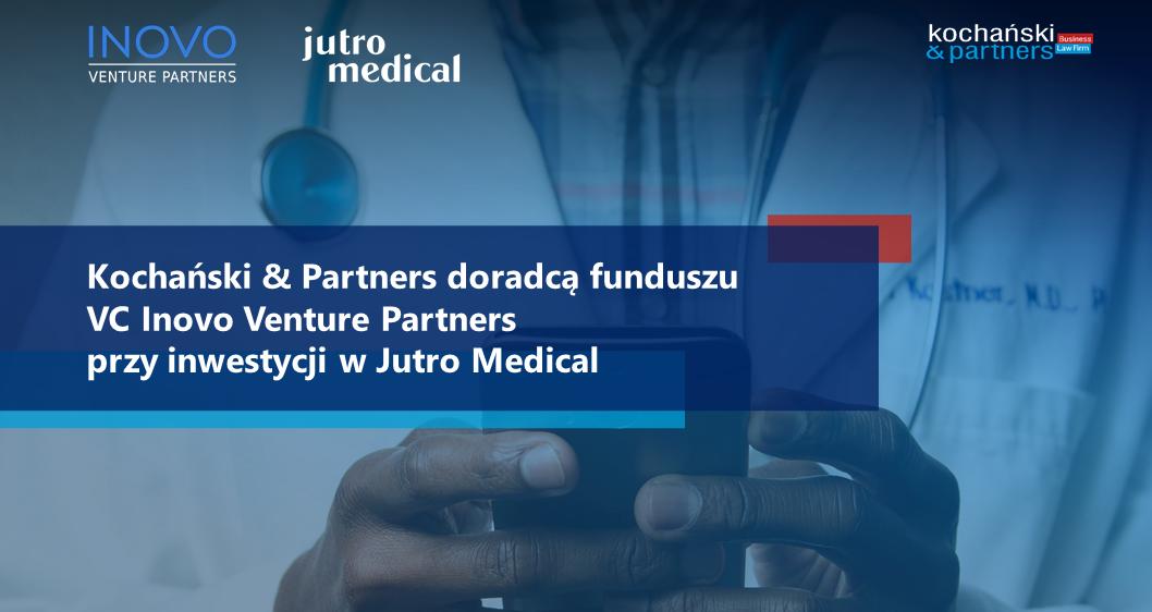 Transakcja Inovo Capital Partners Jutro Medical