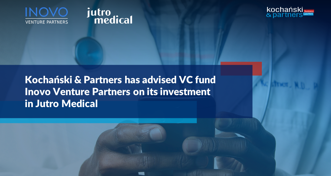 Transakcja Inovo Venture Partners Jutro Medical_eng