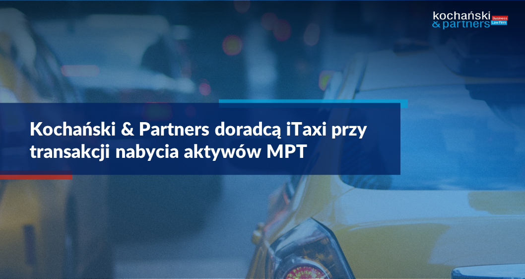 Trantakcja ITaxi   MPT   Paweł Mardas