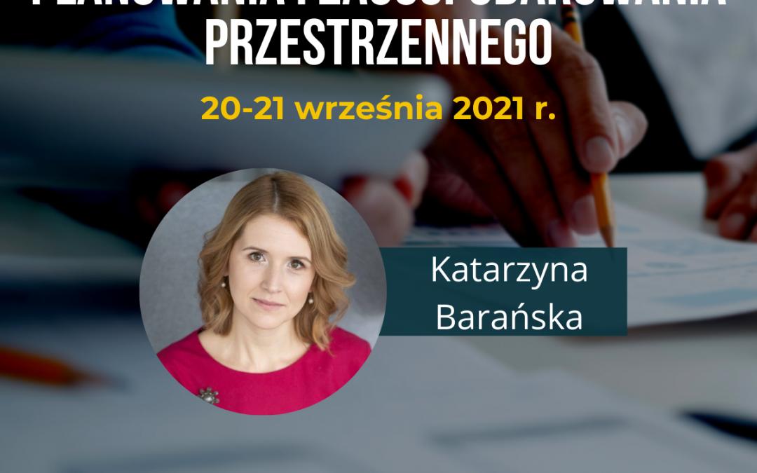 V Polski Kongres Prawa Planowania iZagospodarowania Przestrzennego