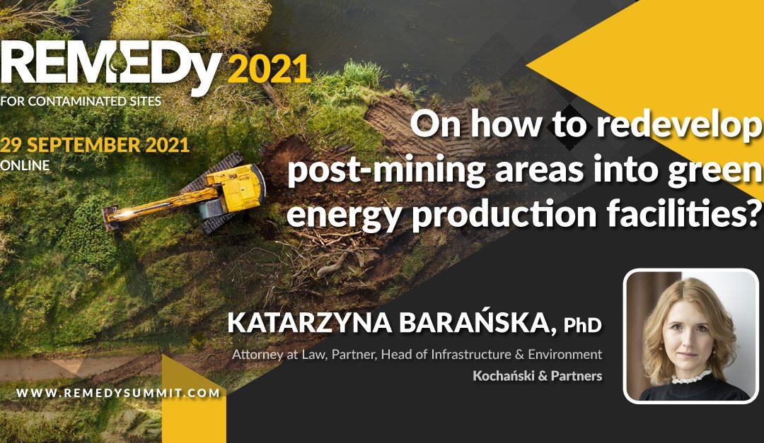 Konferencja REMEDy 2021